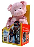 Gold Bug 2 in 1 Harness Buddy Pig