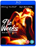 9 1/2 Weeks [Blu-ray] [1986]