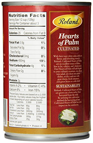 how to cook canned hearts of palm