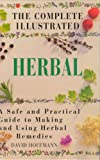 Complete Illustrated Herbal (0760717311) by Hoffman, David