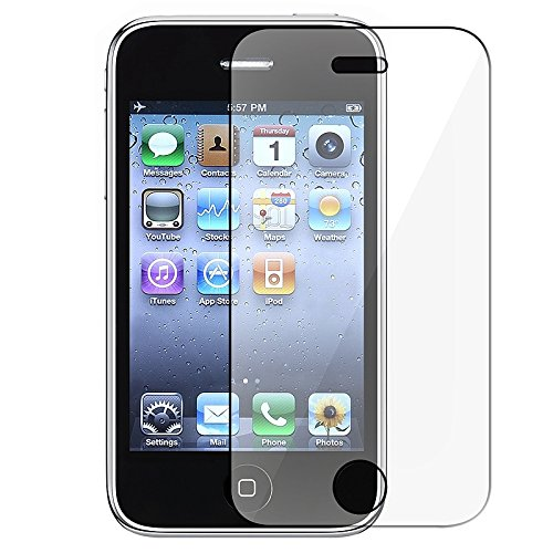 Eforcity® 5X Lcd Film Screen Guard Protector Cover Compatible With Unlocked Iphone® 3G 3Gs Gsm At&T