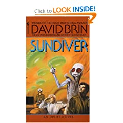 Sundiver (The Uplift Saga, Book 1) by David Brin