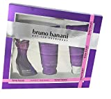 Not For Everybody Giftset For Men by Bruno Banani Magic Woman EDT Spray 20ml +Body Lotion 50ml + Shower Gel 50ml Giftset