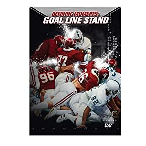 Defining Moments: Alabama - Goal Line Stand