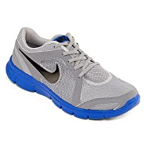 a82ca48bca19 Low Nike Men s NIKE FLEX EXPERIENCE RN 2 RUNNING SHOES 12 Men US (WOLF GREY  STEALTH PRIZE BLUE)