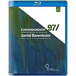 Europakonzert 1997 from Paris [Blu-ray]