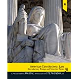 American Constitutional Law: Introductory Essays and Selected Cases (16th Edition)