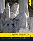 img - for American Constitutional Law: Introductory Essays and Selected Cases (16th Edition) book / textbook / text book