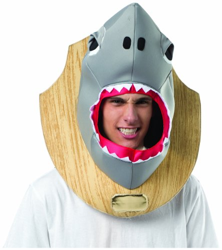 Rasta Imposta Men's Shark Trophy Head