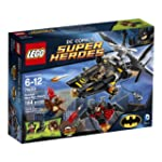 LEGO Superheroes 76011 Batman: Man-Ba...