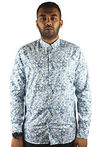 papera-e-cover-dac4d0027-harcourt-da-uomo-a-maniche-lunghe-colore-blu-petrolio-blue-l