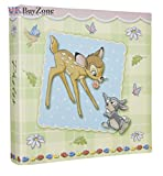 Baby Booktype Memo Slip In Photo Album 200 Pictures 6 x 4 Inch Christening Gift (Bambi)
