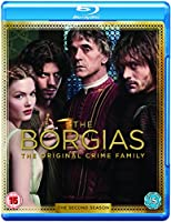 The Borgias - Season 2 [Blu-ray]