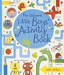 The Usborne Little Boys' Activity Book