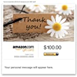 Amazon eGift Card - Thank You (Daisies)