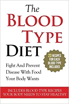 Author Cdy >> The Blood Type Diet: 23 Recipes For Each Blood Type ...