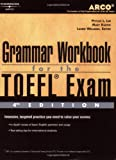 TOEFL Grammar Workbook 4E (Peterson's Master the TOEFL Writing Skills)