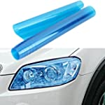 Blue Tail Fog Head Light Tint Vinyl F...