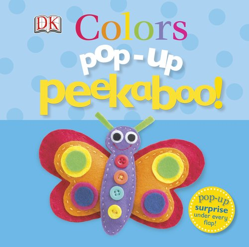 Pop-Up Peekaboo: Colors front-851175