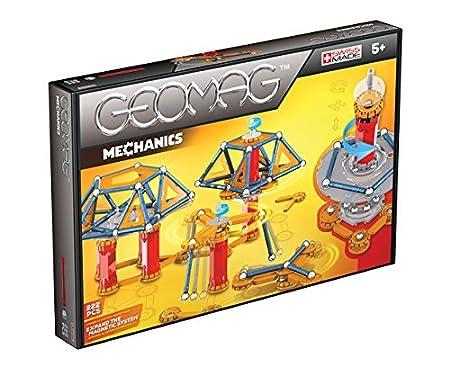 Geomag - 723 - Jeu de Construction - Mechanics - 222 Pièces