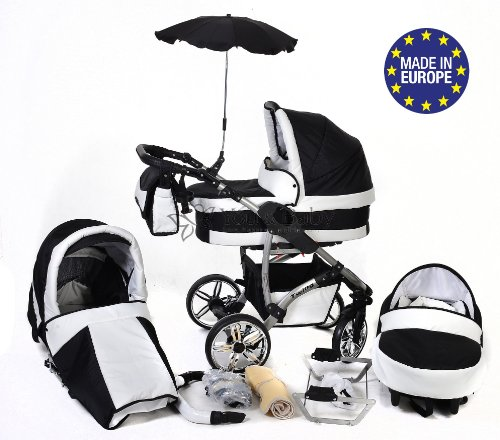 Modern baby travel systems
