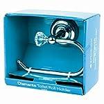 Chrome Crystal Bathroom Accessories S...