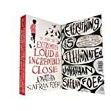 Image of Jonathan Safran Foer 2 Books Collection Set: (Everything is Illuminated & Extremely Loud and Incredibly Close)