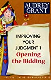 Opening the Bidding (Official Better Bridge) (0939460378) by Grant, Audrey