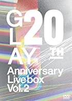 GLAY 20th Anniversary LIVE BOX VOL.2 [DVD](�߸ˤ��ꡣ)