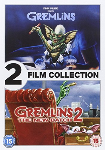 Gremlins/Gremlins 2 - The New Batch [DVD]