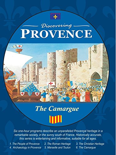 Discovering Provence on Amazon Prime Video UK