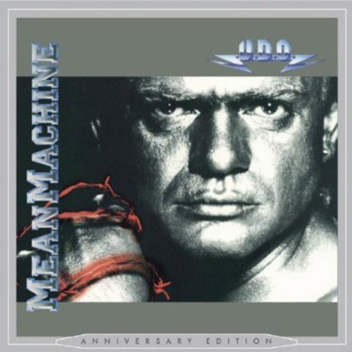 CD : U.D.O. - Mean Machine (Anniversary Edition)