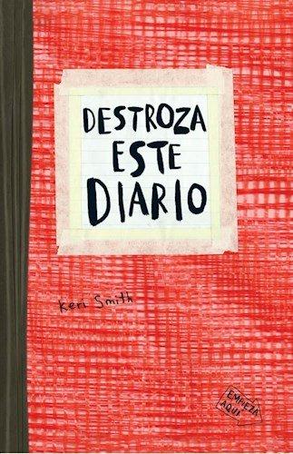 Destroza Este Diario - Rojo