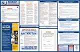 New Jersey Space Saver-1 All-On-One State and Federal Labor Law Poster (New Jersey State & Federal Labor Law)