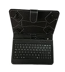 Storite Universal Keyboard and Case for 7-Inch Tablet