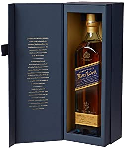 Johnnie Walker Blue Label Blended Scotch Whisky 70 cl