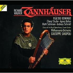 """Wagner: Tannh�user - Paris version / Act 1 - """"Wer ist der dort in br�nstigem Gebete?"""""""
