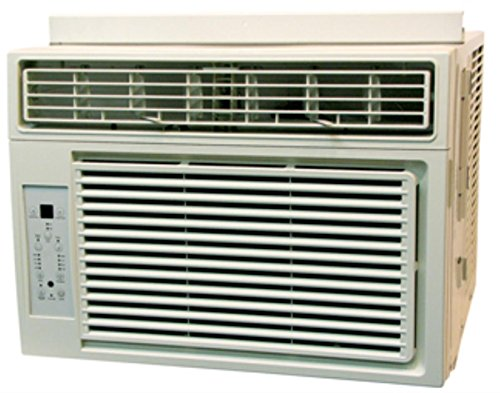 Comfortaire Reg123 12,000 Btu Window Air Conditioner Heater