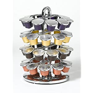 Carousel Tree for Nespresso Espresso Coffee Capsules