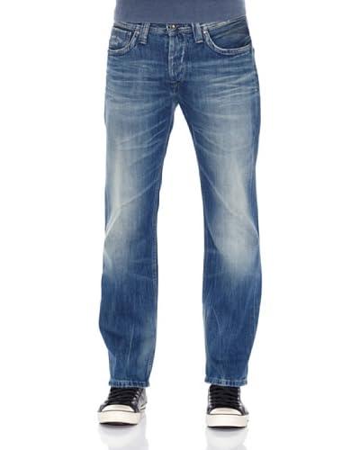 Pepe Jeans London Vaquero Kingston Azul