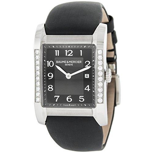 Baume and Mercier Hampton MOA10022 Original Diamonds Quartz Women's Watch