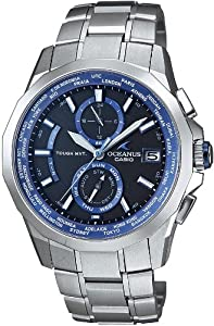 Casio Oceanus Manta Multiband6 Japanese Model [ Ocw-s2000-1ajf ]