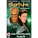 Starhyke Complete series 1 [DVD] [2009]by Claudia Christian
