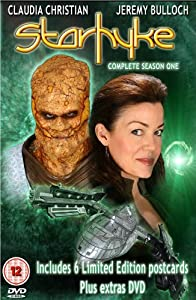 Starhyke Complete series 1 [DVD] [2009]