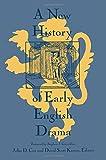 A New History of Early English Drama (World Bank Comparative Macroeconomic)