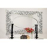 Venetian Design Rosette Wall Mirror