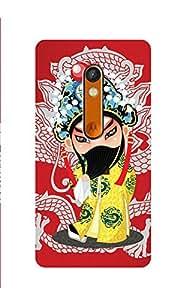 ZAPCASE Printed BACK COVER FOR MOTOROLA MOTO X PLAY