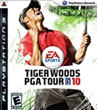 Tiger Woods PGA Tour 10 - Playstation 3