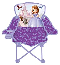 Disney Sofia The First Fold N' Go Chair