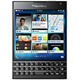 Blackberry Passport - Black - 32GB - Factory Unlocked - No Warranty - International Version